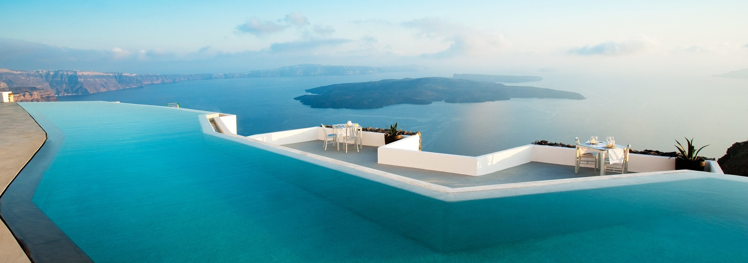 Delfinia Group Santorini WIDE SCREEN